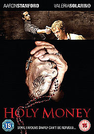 Holy Money (DVD, 2010) NEW AND SEALED