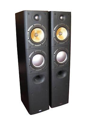 B Amp W Dm603 S3 Main Stereo Speakers Ebay