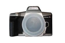 Analoge Minolta Kameras mit manuellem Fokus