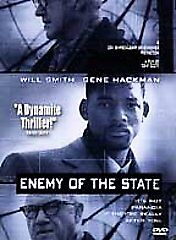 Enemy of the State DVD
