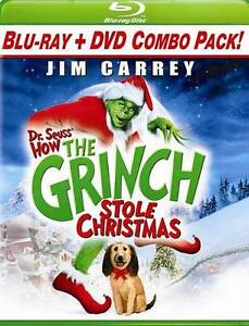 How The Grinch Stole Christmas Blu Ray.Details About Dr Seuss How The Grinch Stole Christmas Blu Ray
