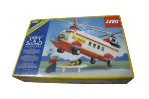 Nuevo LEGO Clásico ciudad 6482 helicóptero de rescate Sellado Legoland