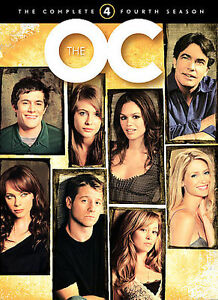 The O.C.: The Complete Fourth Season DVD
