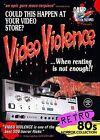 Video Violence 1 & 2 - Double Feature (DVD, 2007)