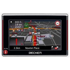 Systèmes GPS et de navigation Becker pour véhicule