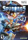 Spyborgs (Nintendo Wii, 2009)