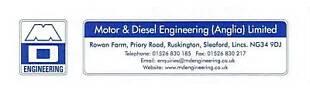 Motor&Diesel Engineering Ltd