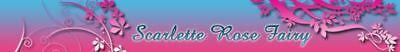 scarlette rose fairy
