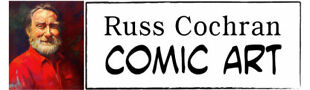 Russ Cochran Comic Art