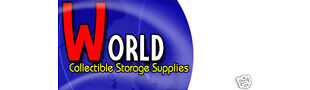 World Collectible Storage Supplies