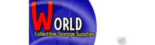 World Collectible Storage Supplies