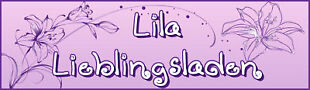Lila-Lieblingsladen