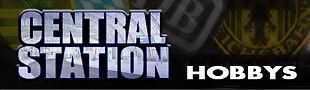 CENTRAL STATION HOBBYS