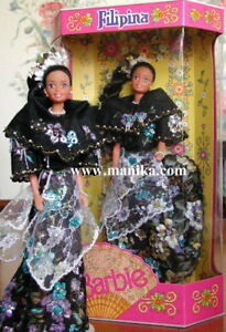 Filipina Barbie Dolls by Richwell (Collector Editions)