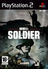 WWII: Soldier (Sony PlayStation 2, 2005) - European Version