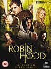 Robin Hood - Series 3 - Complete (DVD, 2009)