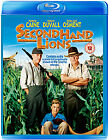 Secondhand Lions (Blu-ray, 2009)