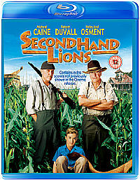 Secondhand-Lions-Blu-ray-DVD-5017239151163-New