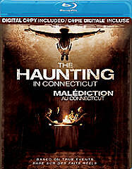 The Haunting in Connecticut (Blu-ray, 2009, Canadian) Free Shipping!