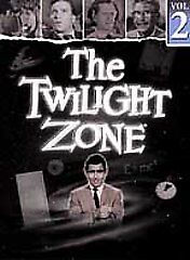 The Twilight Zone: Vol. 2 DVD, Barney Phillips, J. Pat O'Malley, John Anderson,