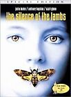 The Silence of the Lambs (DVD, 2001, Pan  Scan Special Edition)
