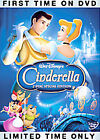 Cinderella (DVD, Special Edition - DVD Platinum Collection) (DVD, 2005)