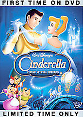 Cinderella (DVD, 2005, 2-Disc Set, Speci...