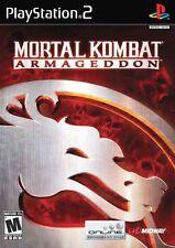 Jeux vidéo Mortal Kombat 18 ans et plus PAL
