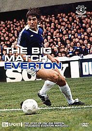 Everton-THE-BIG-MATCH-DVD-Film-TV