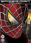 Spider-Man Trilogy (DVD, 2009, 3-Disc Set, Box Set)