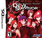 Shin Megami Tensei: Devil Survivor Nintendo DS Video Games