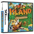 Pogo Island (Nintendo DS, 2007) - European Version