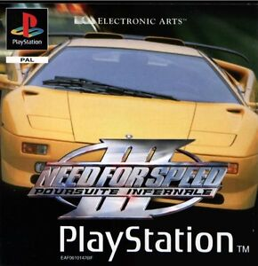 Need For Speed III - Hot Pursuit - Sony PlayStation 1 PSX PS1 - nur CD