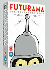 Futurama Movie Collection (DVD, 2009, 4-Disc Set)