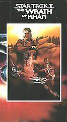Star-Trek-II-The-Wrath-of-Khan-VHS-1982-William-Shatner-Leonard-Nimoy-Ricardo