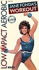 Jane Fondas Low Impact Aerobic Workout (VHS)