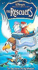 DISNEYS-RESCUERS-1999-VHS-NEW