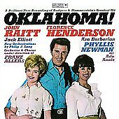 Oklahoma-1964-NYC-Studio-Cast-CD-John-Raitt-Near-MINT