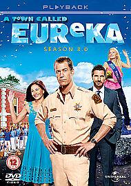 Eureka - Series 3 - Complete (DVD, 2010, 2-Disc Set)