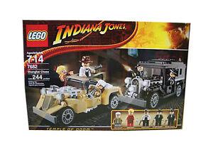 Buy LEGO Indiana Jones Shanghai Chase (7682) online  415f5bbbf12