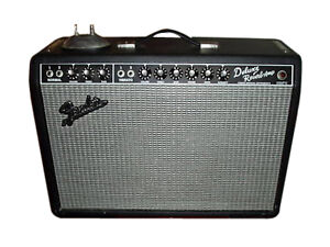 NEW Fender 65 Deluxe Reverb 1x12'' 22 watt Combo TUBE AMP - NEW IN BOX