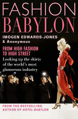 Fashion Babylon, Edwards-Jones, Imogen, Acceptable Book
