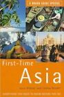 First Time Asia: A Rough Guide Special by Lesley Reader, Lucy Ridout (Paperback, 1998)