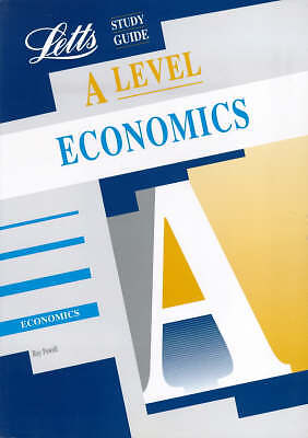 """""""AS NEW"""" A Level Study Guide: Economics, Powell, Ray, Book"""