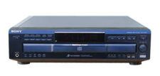Sony CD-Player & -Recorder mit Digital optisch TOSLINK Audioausgängen