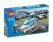 Police City LEGO without Packaging
