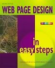 Web Page Design in Easy Steps by Brian Austin (Paperback, 2003)