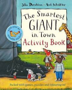 The-Smartest-Giant-in-Town-Activity-Book-by-Julia-Donaldson-Paperback-2009
