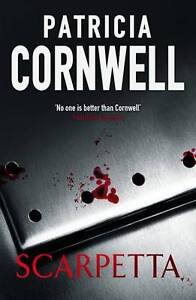Scarpetta-Number-16-in-series-Scarpetta-Novels-Cornwell-Patricia-Very-Good