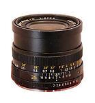 Leica  Summicron-R Summicron R 35mm f/2.0 35 mm   F/2.0  Lens